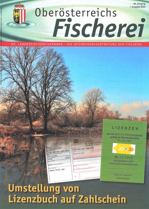 Deckblatt Fischerzeitung