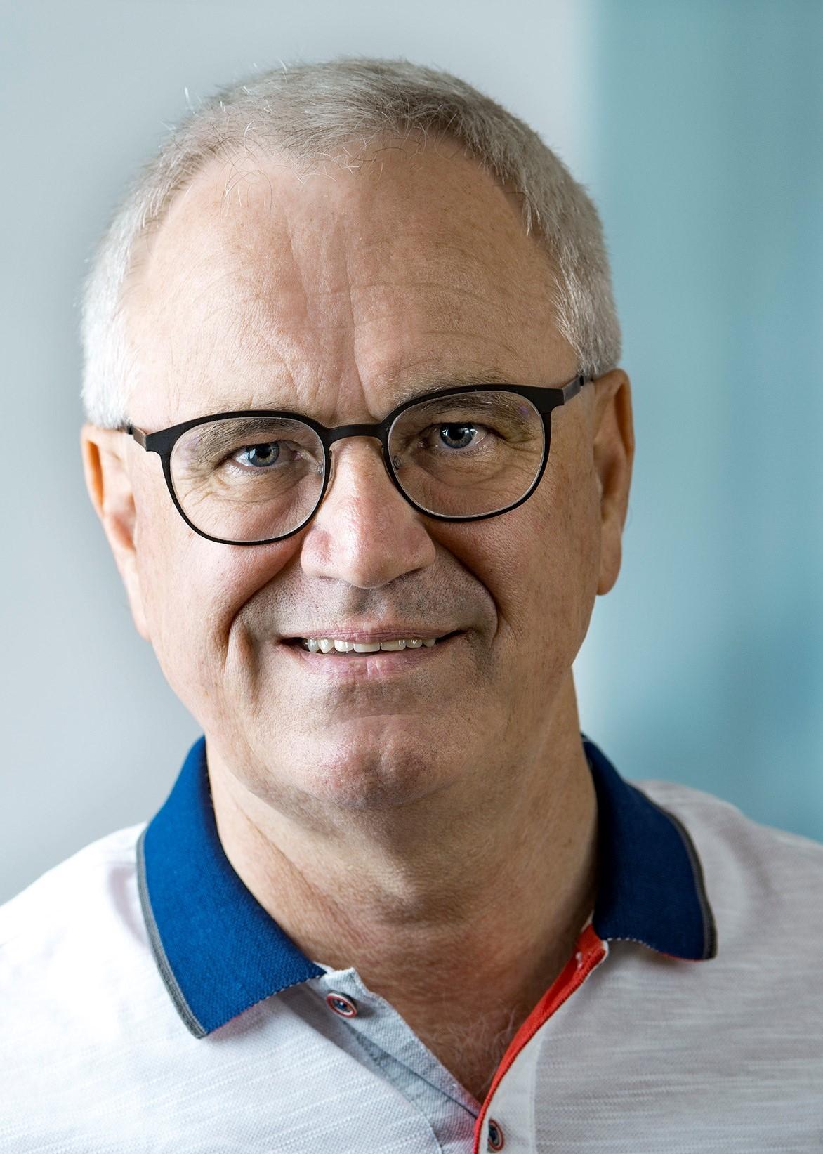 Portraitbild von Mag. Klaus Dirnberger