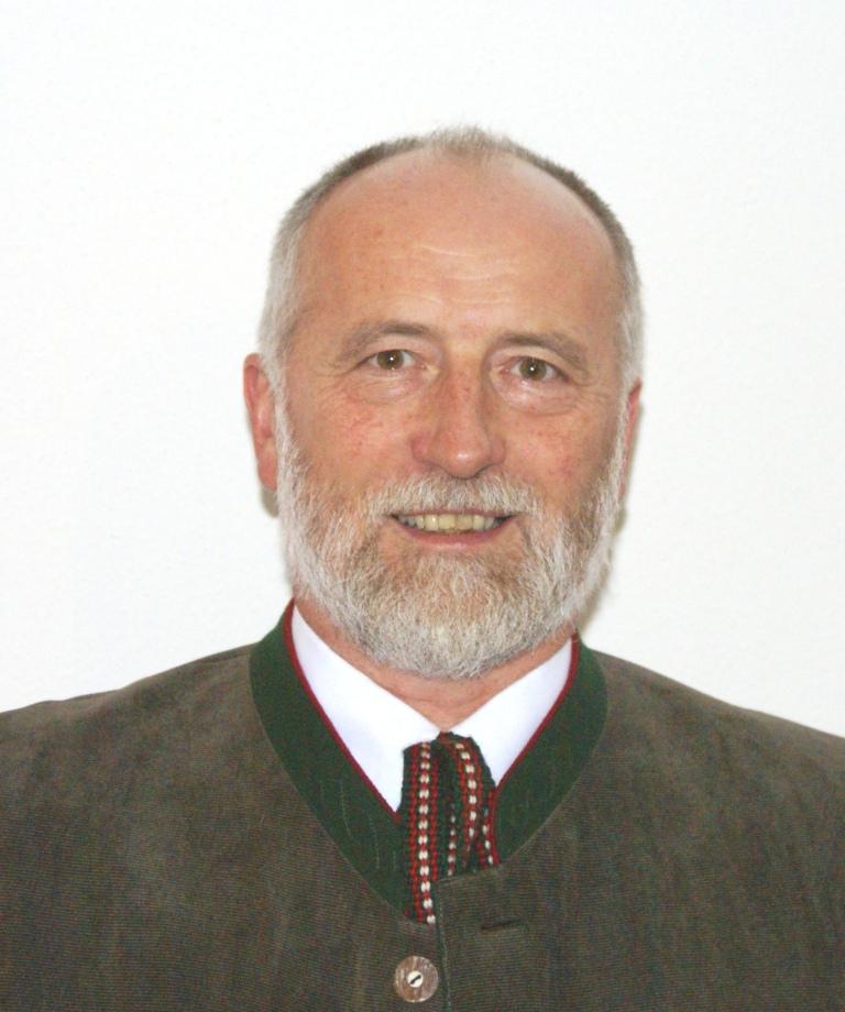 Portraitbild von FM Ing. Siegfried Pilgerstorfer