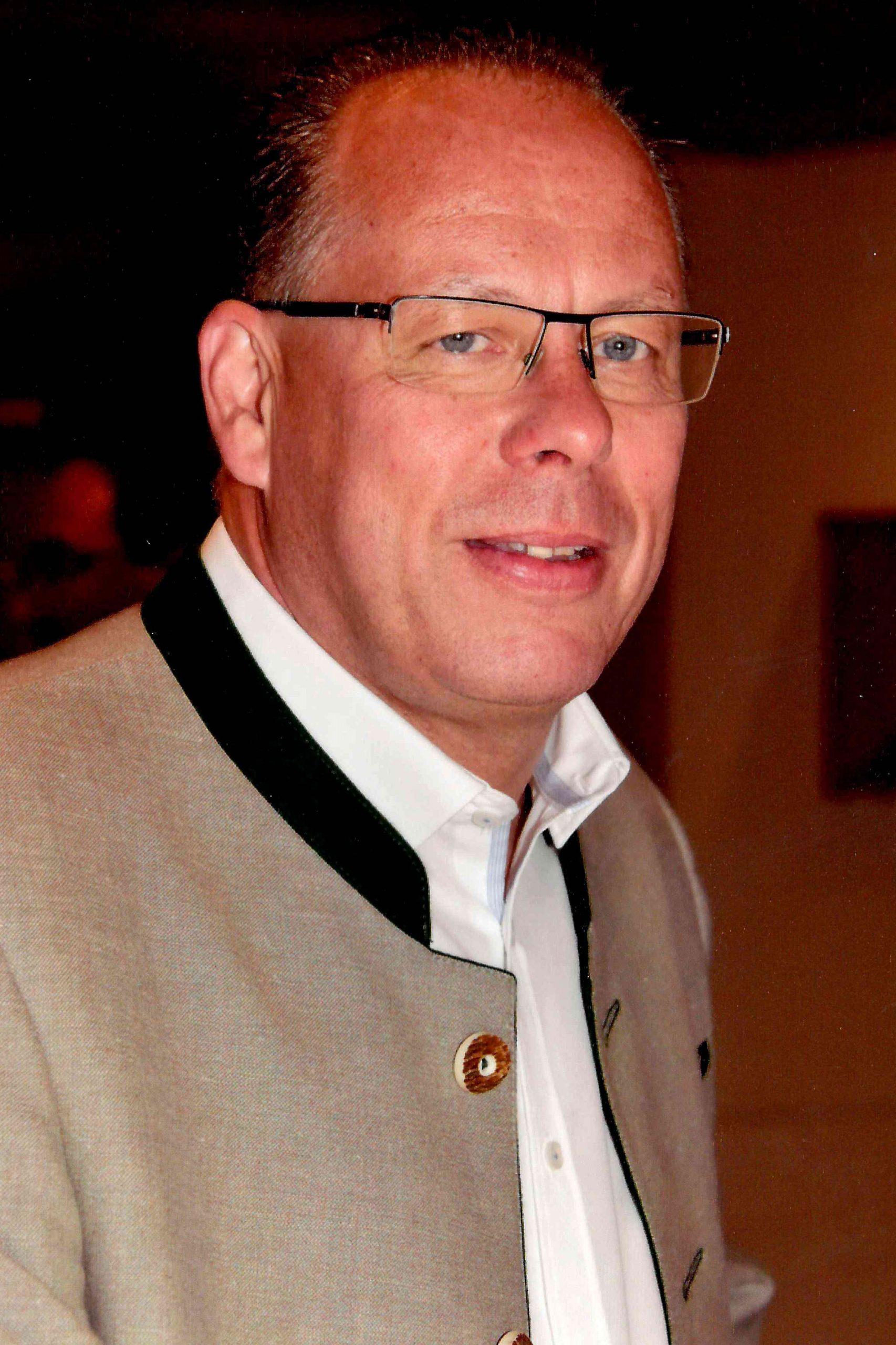 Portraitbild von Ing. Harald Mitterbauer
