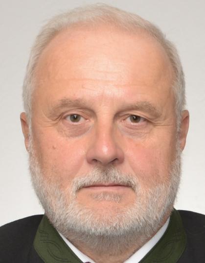 Portraitbild von Dr. Christian Pust