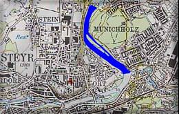Bischofswasser - Karte