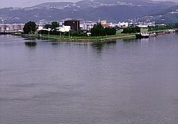 Donau bei Linz/Lustenau