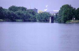 Donau bei Linz - Zizlauerrecht