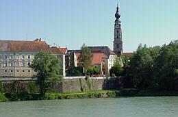 Ranshofen Stadtmauer