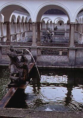 Benediktinerstift Wasserspeier