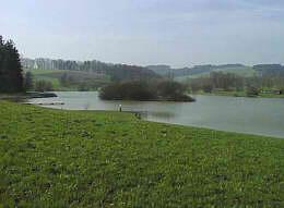 Stausee Altmannsdorf