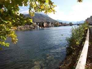 Traun bei Gmunden